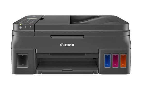 Driver Printer Canon G4010