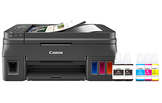 Driver Printer Canon G4411