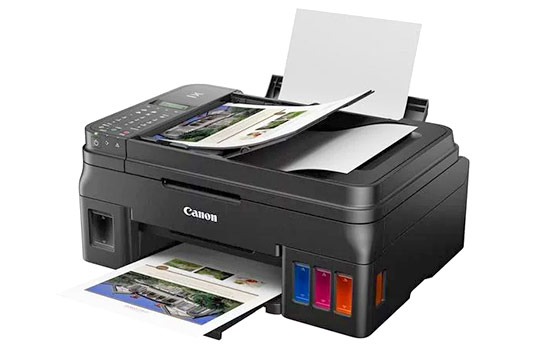 Driver Printer Canon G4510